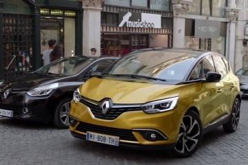 Jij bent de DJ in Nieuwe Renault SCENIC. Het Bose surroundsysteem© biedt jou de meest zuivere klanken. Speel luchtgitaar of sluit de smartphone aan, terwijl de auto zichzelf parkeert! Ontdek de Easy Park assist via  https://nl.renault.be/voertuigen/personenwagens/scenic/uitrustingen.html